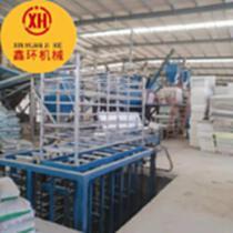 寧津鑫環 兩面砂漿水泥復合板生產線