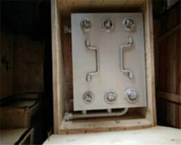 西安煤科院ZDY4000L煤矿履带式全液压坑道钻机冷却器